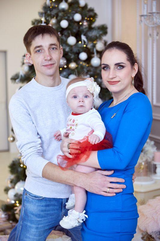 Ирина и Дмитрий